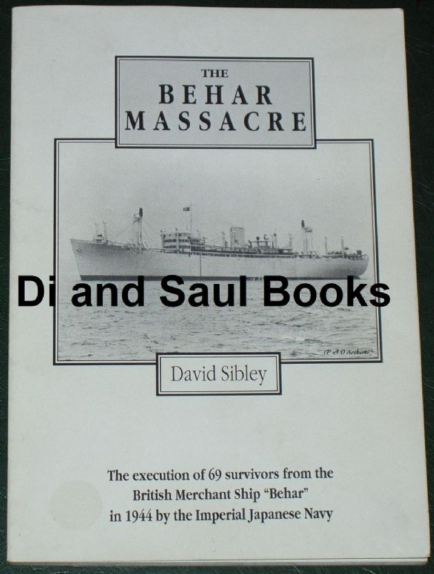 The Behar Massacre, by David Sibley